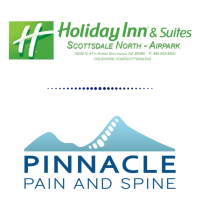 PM Connect Co-Hosted by Holiday Inn & Suites & Pinnacle Pain and Spine