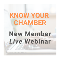 Know Your Chamber New Member Lunch, June 2020