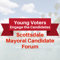 """Young Voters Engage the Candidates"" Mayoral Forum"