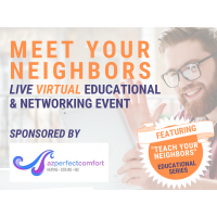 Meet Your Neighbors Hosted by Green Tech Roofing & Special Educational Presentation from Harvest Compassion Center
