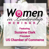 """Women in Leadership - """"Leadership in Times of Change and Challenge"""""""