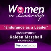 "Women in Leadership : ""Endurance as a Leader"""