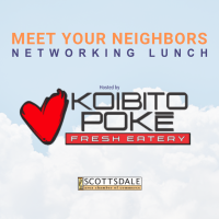 Meet Your Neighbors - Hosted by Koibito Poke
