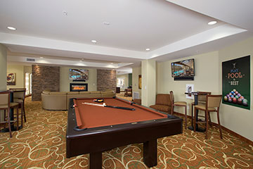Clubhouse / Pool Table