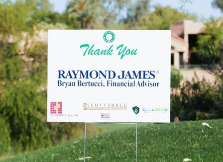 Proud Sponsor of the Scottsdale Area Chamber of Commerce Golf Tournement
