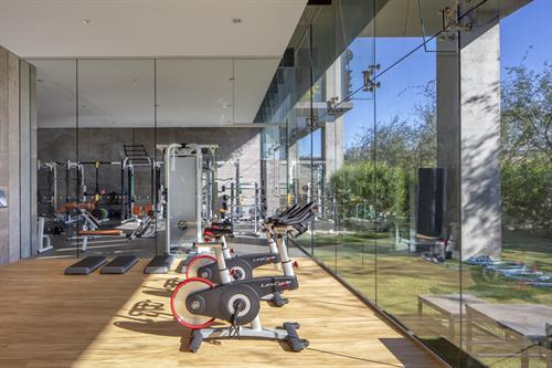 Optima Kierland Apartments | 7160 Fitness Amenity
