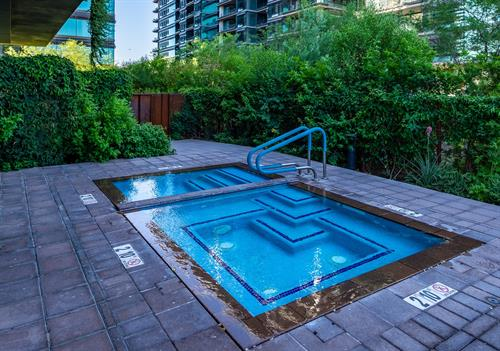 Optima Kierland Apartments | 7160 Spa and Cool Plunge