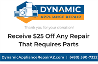 Dynamic Appliance Repair - Carefree