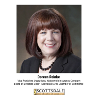 SCOTTSDALE AREA CHAMBER OF COMMERCE ANNOUNCES NEW FY2019/20 BOARD LEADERSHIP
