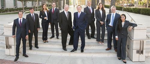 The Reeves Law Group attorneys and staff