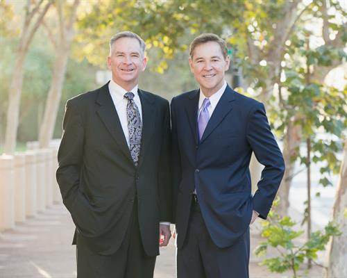 Derek Pakiz and Robert Reeves of The Reeves Law Group