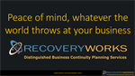 RecoveryWorks Consulting