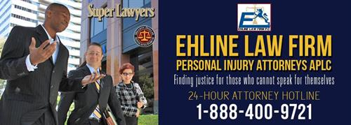 Ehline Law Firm Slider Image