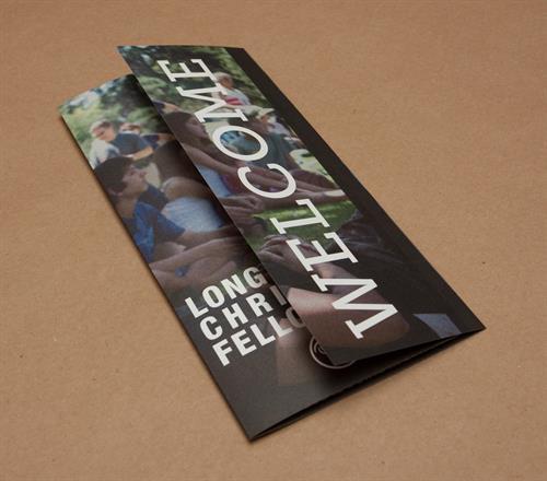 Custom Printed Tri-Fold
