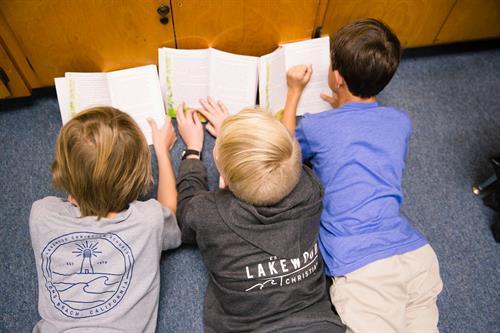 3rd Grade Free Reading