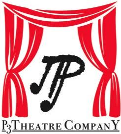 P3 Theatre Company Logo