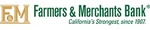 Farmers & Merchants Bank - Belmont Shore