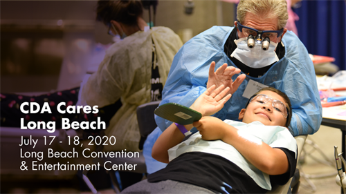 CDA Cares Long Beach July 17-18, 2020 Long Beach Convention Center