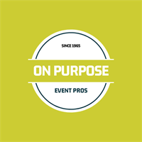 On Purpose Event Pros- Virtual + IRL Event Specialists