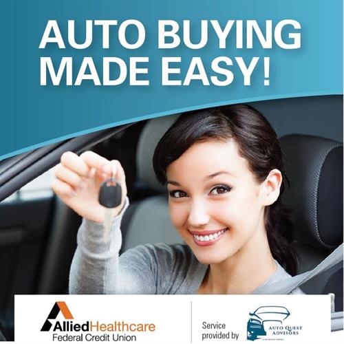 Free auto shopping and concierge services for our members