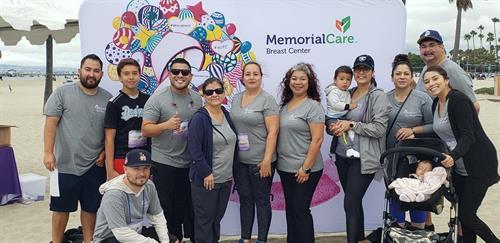 Supporting MemorialCare's Team Spirit Long Beach
