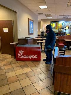 Chick-fil-A Deep Cleaning Services