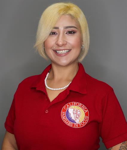 Executive Director Tracy Fuentes