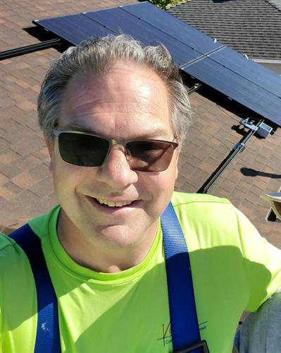 8kW residential rooftop, Long Beach CA