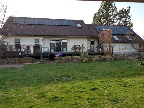12kW residential rooftop, Bend OR