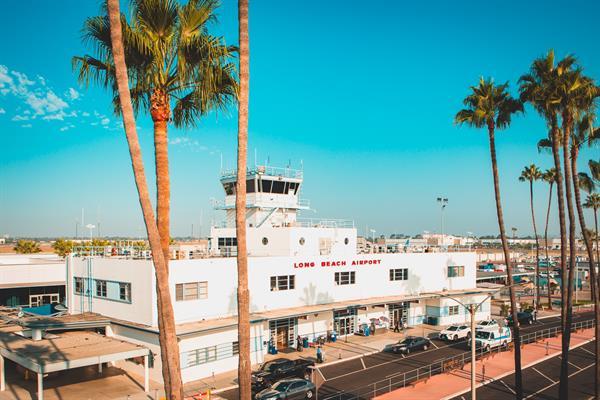Long Beach Airport Parking Valet