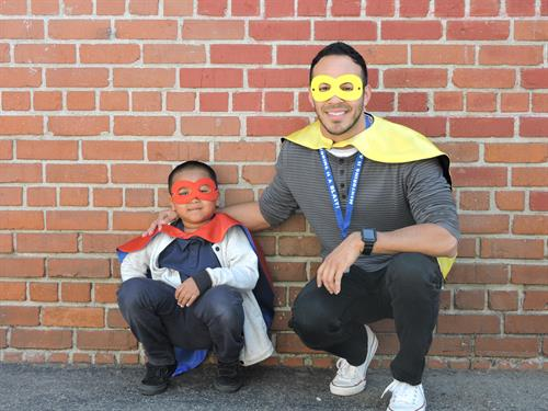 Unleashing the inner Super Hero in our youth.