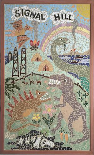Arts Education - Eye On Design mosaic