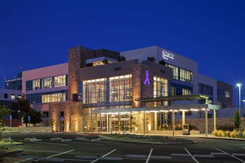 Long Beach Memorial Medical Center Todd Cancel Pavilion