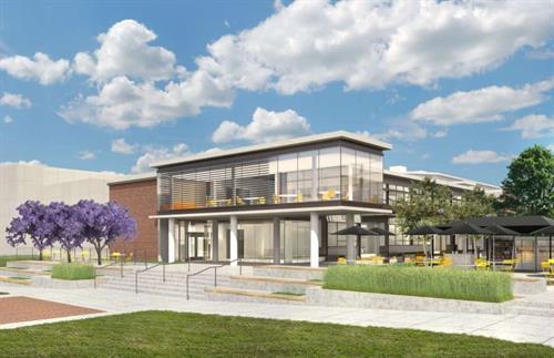 CSU Long Beach Student Success Center