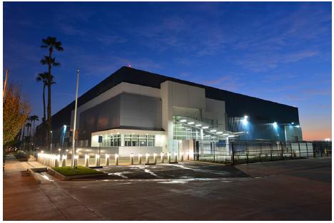 US Customs Lab at Long Beach Airport