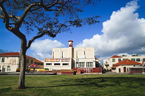 Long Beach USD Wilson High School Auditorium