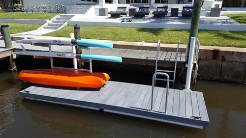 AccuDock Paddleboard Dock