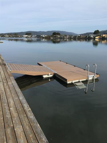 AccuDock Residential Dock