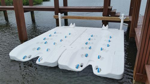 AccuDock AccuPort PWC Jet Ski Dock
