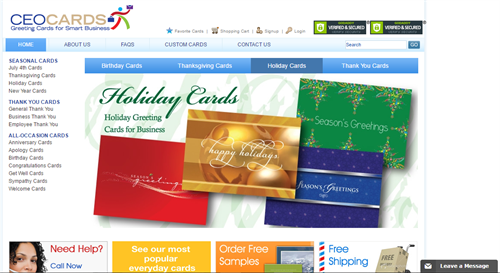 Greeting Card Websites