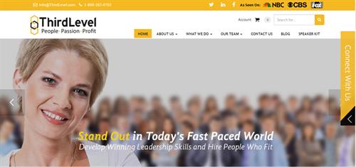 Financial Websites that convert
