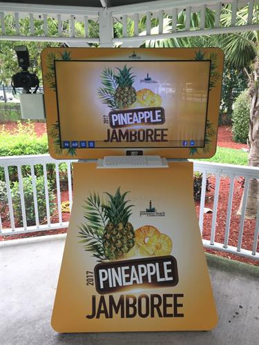 Pineapple Jamboree
