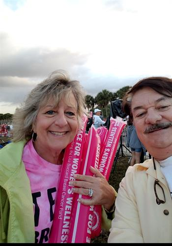 Broward Health Lisa Boccard Walk-Run for Breast Cancer Prevention