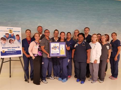 New ER at Broward North wins Reader's Choice Award