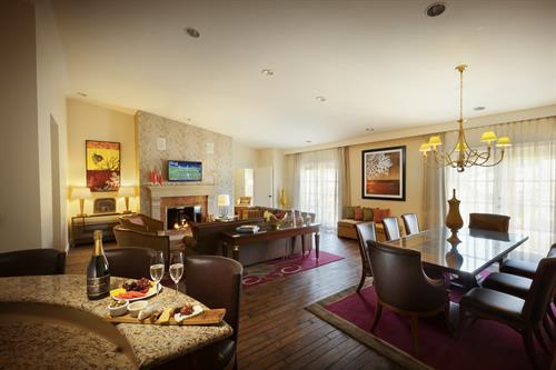 Chairman's Suite at The Meritage Resort and Spa