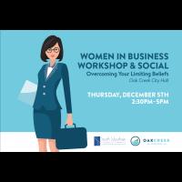 Women in Business Workshop & Social