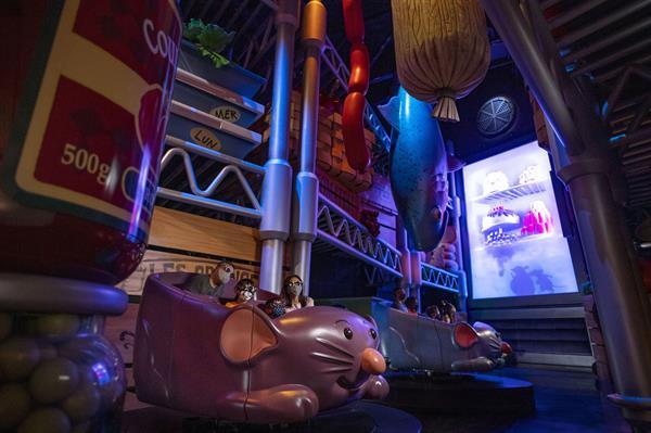 Walt Disney World Remy's Ratatouille Adventure