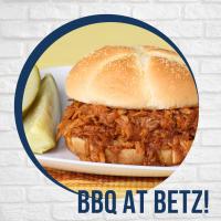 BBQ at Betz!