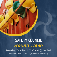 Safety Council Roundtable