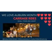 Downtown Auburn Carriage Rides